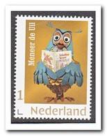 Nederland 2018, Postfris MNH, NVPH ?, De Fabeltjeskrant - Postzegelboekjes En Roltandingzegels