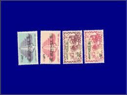 """LEVANT FRANCAIS Poste * - 51/52 + Pa. 8/9, Surcharge """"résistance"""". - Cote: 76 - Zonder Classificatie"""