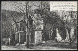 CPA 50 - Cerisy, Les Ruines De L'Abbaye - France