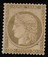 Cérès N° 56 * - Cote : 1100 € - 1871-1875 Cérès