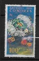 COMORES - Yvert PA N° 5 Oblitéré - Comores (1950-1975)
