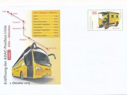GERMANY Mi. Nr. USo ? - Eröffnung Der ADAC Postbus Linie- Siehe Scan - [7] République Fédérale