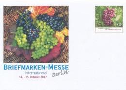 GERMANY Mi. Nr. USo ? - Intern. Briefmarken-Messe Berlin 2017  - Siehe Scan - BRD