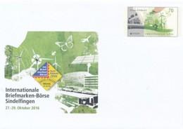 GERMANY Mi. Nr. USo ? - Intern. Briefmarken-Börse Sindelfingen 2016 - Europa - Siehe Scan - [7] République Fédérale