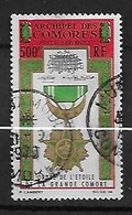 COMORES - Yvert PA N° 13 Oblitéré - Comores (1950-1975)