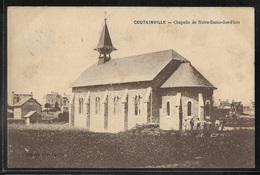 CPA 50 - Coutainville, Chapelle De Notre-Dame-des-Flots - Sonstige Gemeinden