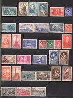 Année 1939 Complète En N** - France