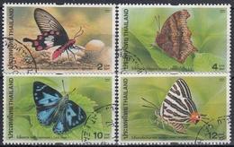 THAILANDIA 2001 Nº 1970/70C USADO - Thaïlande