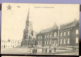 Cpa Spy  1913 - Jemeppe-sur-Sambre