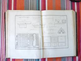 Planche Arts Chimiques 70 1836 Saline - Planches & Plans Techniques