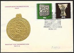 DDR: Reperti Archeologici, Archaeological Finds, Découvertes Archéologiques - Archeologia