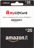 Gift Card Italy Amazon (25) - Gift Cards