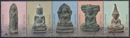 THAILANDIA 2005 Nº 2244/48 USADO - Thaïlande