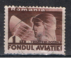 ROUMANIE P60 // YVERT 26 P.A. // 1936 - Oblitérés