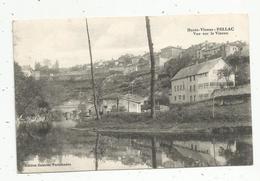 Cp , 87 , BELLAC , Vue Sur Le VINCOU ,vierge - Bellac