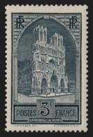 N°259, Cathédrale De Reims 1929, Neuf ** Sans Charnière - COTE 135 € - TB - Neufs