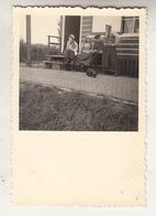 Marken - 1954 - Te Situeren - Foto Formaat 6.5 X 9.5 Cm - Anonieme Personen