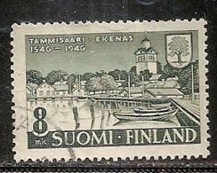 FINLANDE   N°   319   OBLITERE - Finlande