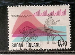 FINLANDE   N°   732   OBLITERE - Finlande