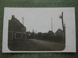 MACHELEN - FOTOKAART 1917  ( Scan Recto/verso ) - Deinze