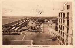 VENEZIA - LIDO; Panorama, Ed. Fratelli  Murazzi, Lido, 18.6.1925 - Venezia