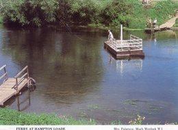 Much Wenlock - Ferry At Hampton Loade - Shropshire