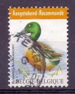 Belgie - 2015 - OBP - 4537 - Slobeend - Vogels - A.Buzin - Gestempeld - Belgique