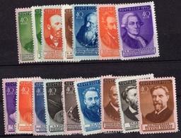 RUSSIE YT N°SERIE N°1556 A 1571 NEUFS ** - 1923-1991 URSS