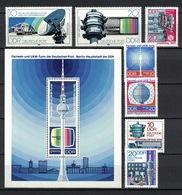 DDR Between 1969 - 1980, Telecommunication Telekommunikation **, MNH - Telekom