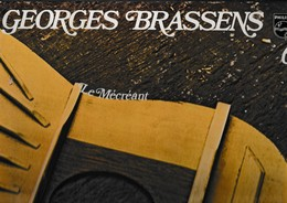 Georges Brassens - Vinyles
