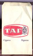 TABAC  Sachet Pour Cigares TAF - Objets Publicitaires