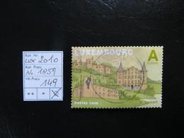 "2010  ""  Tourismus ""   Vollstempel,  LOT 149 - Luxemburg"