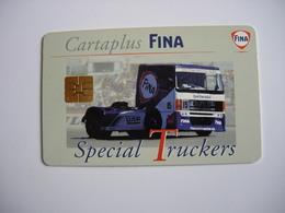 CARTAPLUS FINA SPECIAL TRUCKERS - Télécartes