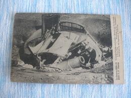 WW1 CPA COUPOLE BLINDEE DETRUITE PAR LES JAPONAIS A TSIN TAO - Guerre 1914-18