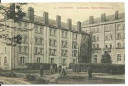 50 - COUTANCES / LE SEMINAIRE - HÔPITAL PROVISOIRE N°49 - Coutances