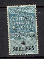 ERITREA...early Revenues...scarce - Eritrea