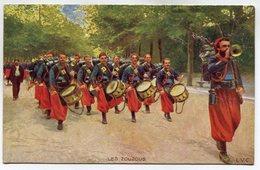 CPA - Carte Postale - Militaria - Les Zouzous  ( M7334) - Régiments