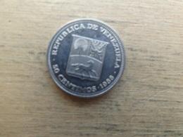 Venezuela  50  Centimos  1988 Y41 A - Venezuela