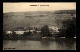 57 - RUDLING - RUDLINGEN Mit Schloss B. Sierk - France