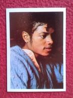 SPAIN ANTIGUO CROMO RARE OLD COLLECTIBLE CARD SUPER ÉXITO MICHAEL JACKSON Nº 173 CANTANTE SINGER INDIANA...MUSIC MÚSICA - Cromos