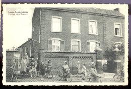 Cpsm Leuze Longchamps   école - Eghezée