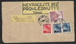 Böhmen Und Mähren - Posudkova Sluzba Lekarska - Label Medicin - - Allemagne