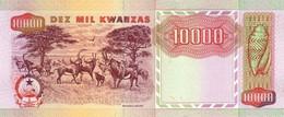 ANGOLA P. 131a 10000 K 1991 UNC - Angola