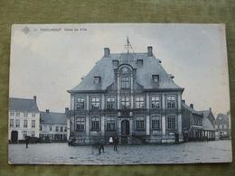TORHOUT - HOTEL DE VILLE ( SBP - Scan Recto/verso ) - Torhout