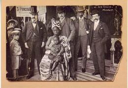 Thèmes. Autres. Carte Pub Esclavage & Invention Du Sauvage - Cartes Postales