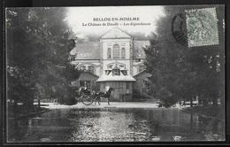 CPA 61 - Bellou-en-Houlme, Le Château De Dieufit - Les Dépendances - France