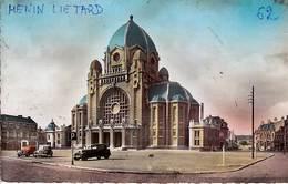 62 - HENIN-LIETARD - L'Eglise Saint-Martin  - - Other Municipalities