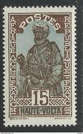 HAUTE VOLTA 1928 YT 48** - MNH - Unused Stamps