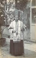 03 ALLIER Carte Postale Photo Scharlowsky Monseigneur Penon évêque De MOULINS En Grande Tenue - Moulins