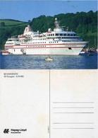 "Ship Postcards - Passenger   Ship : "" Hanseatic   "" Variant  Read Description - Ships"